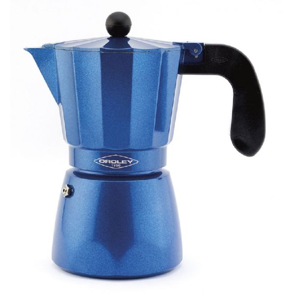 CAFETERA BLUE INDUCTION 3/6 TAZAS